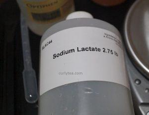 sodium lactate - curlytea.com