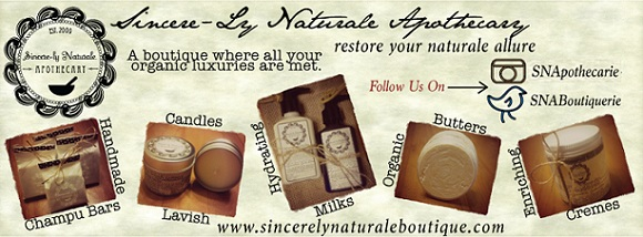 SincereLy Naturale Apothecary