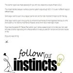 follow your instincts - curlytea.com