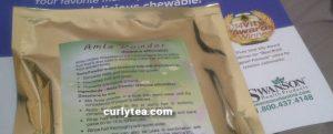 amla powder - curlytea.com