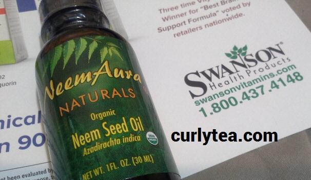 neem oil - curlytea.com