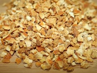orange peel - curlytea.com