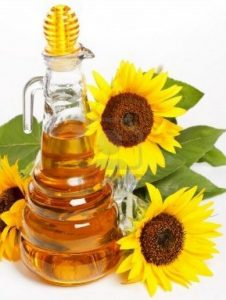 sunflower lotion