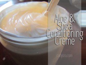 aloe and shea - curlytea.com