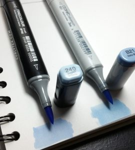 finecolour markers - curlytea.com