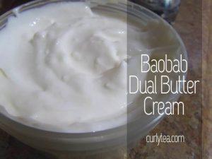 baobab dual butter cream