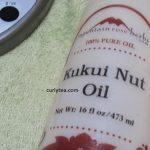 kukui nut oil - curlytea.com