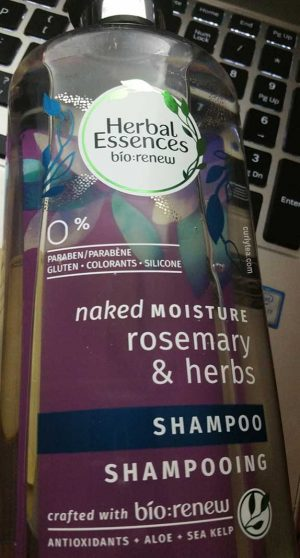 herbal essences rosmary and herbs - curlytea.com