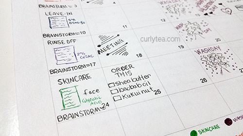 2019 calendar pages