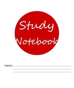 Study Notebook - curlytea.com