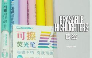 erasable highlighters