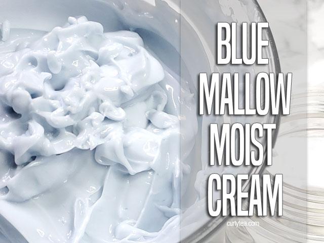 Blue Mallow Moist Cream